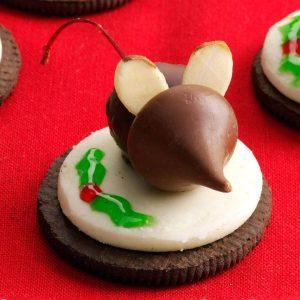 Utah: Christmas Eve Mice