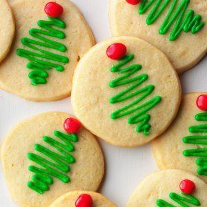 Minnesota: Holiday Sugar Cookies
