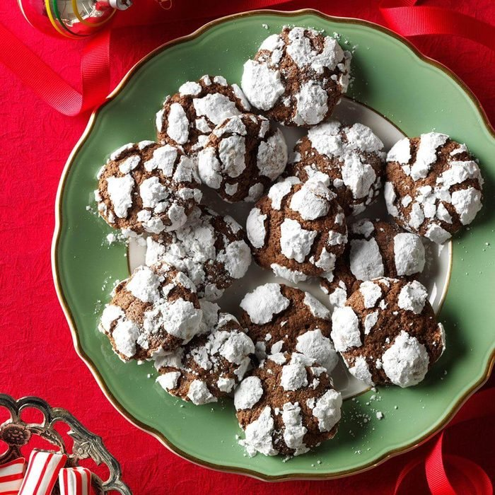Alabama: Crackle Cookies