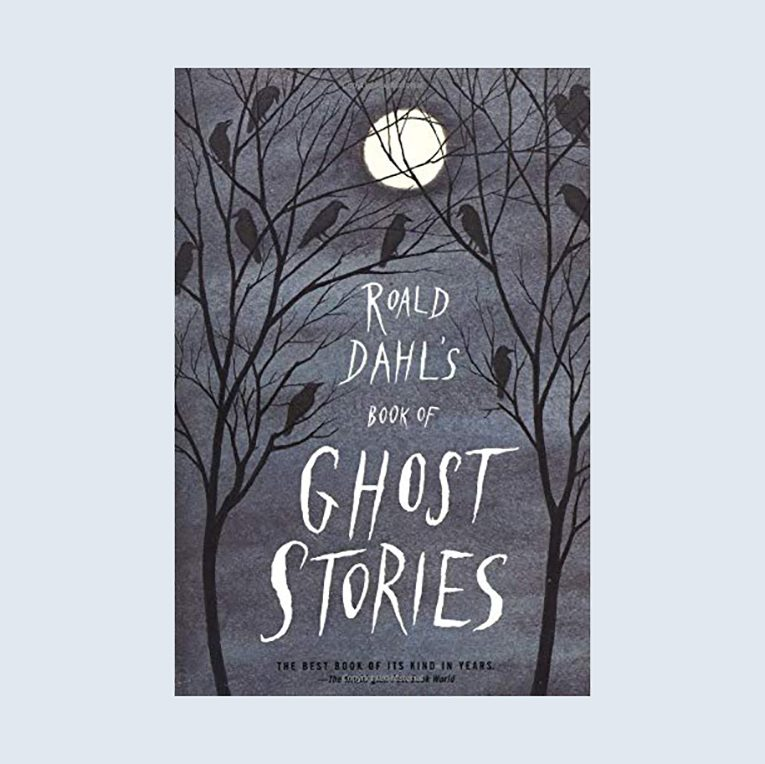 Roald Dahl's Book of Ghost Stories selected by Roald Dahl