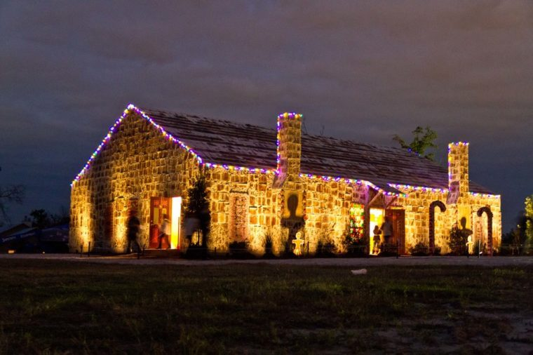 largest gingerread house