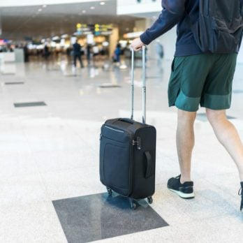 "This Airline Considers Wearing Shorts ""Offensive"""