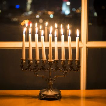 Why Do We Light Menorahs for Hanukkah?