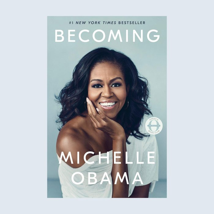 Becoming michelle obama book