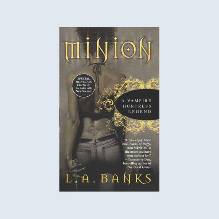 Minion by L.A. Banks