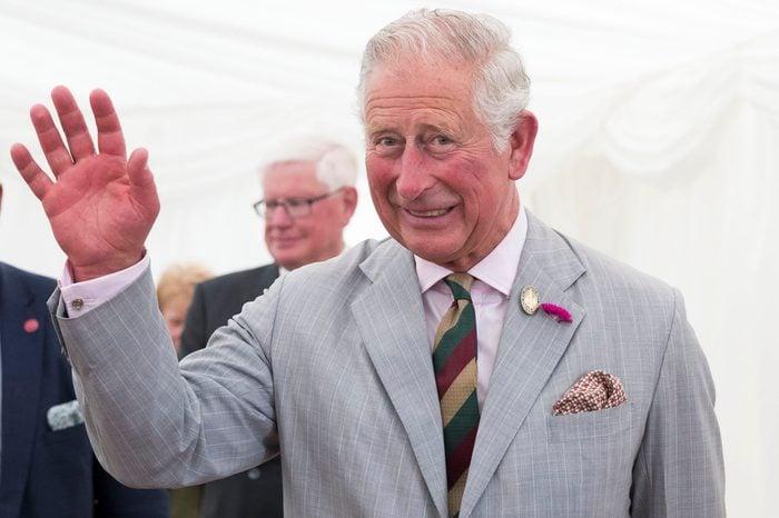 Prince Charles visit to Staffordshire, UK - 24 Jul 2018