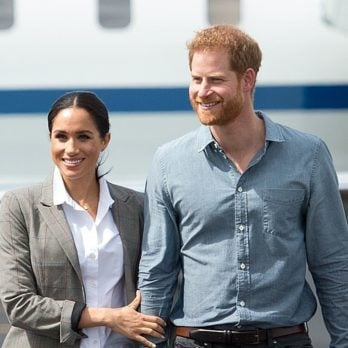 This Is the Most Likely Name for Prince Harry and Meghan Markle's Baby