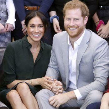 Prince Harry and Meghan Markle's Secret Code Names—Revealed