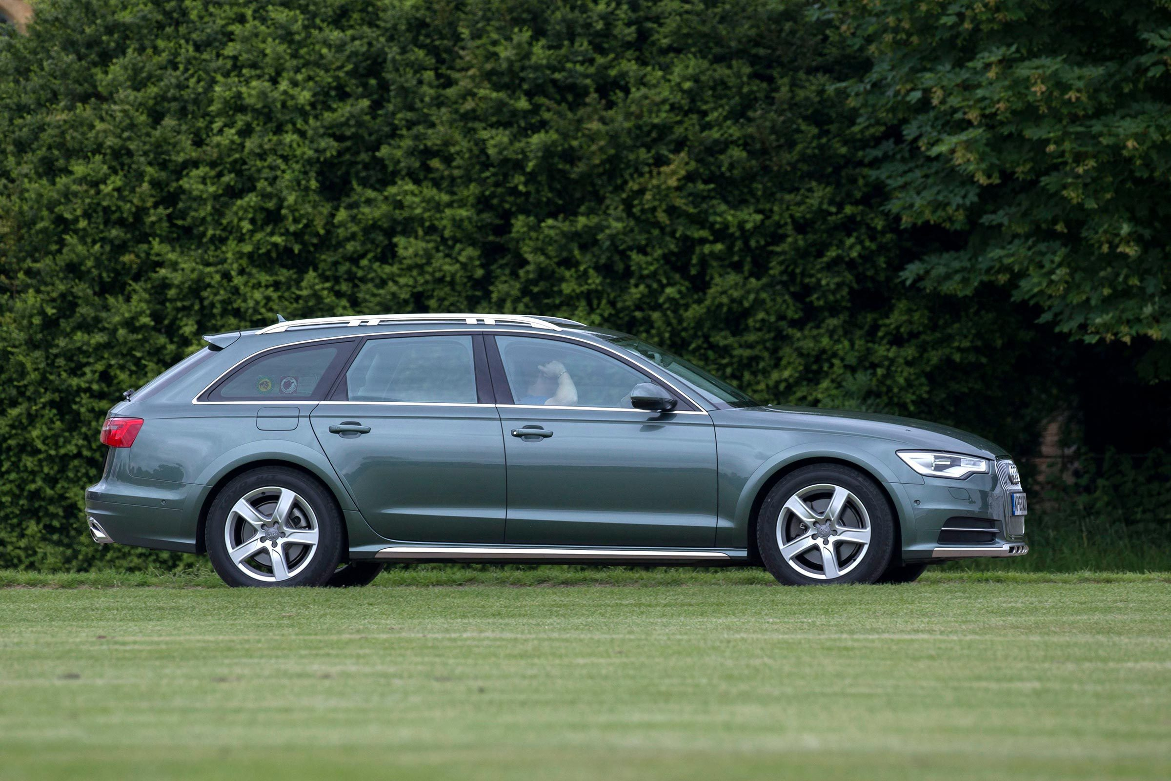 Prince Harry's Audi for sale