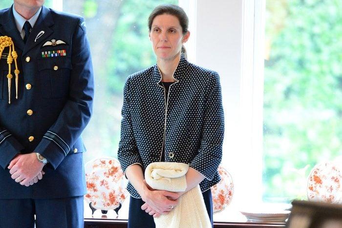 Prince William and Catherine Duchess of Cambridge visit Wellington, New Zealand - 09 Apr 2014