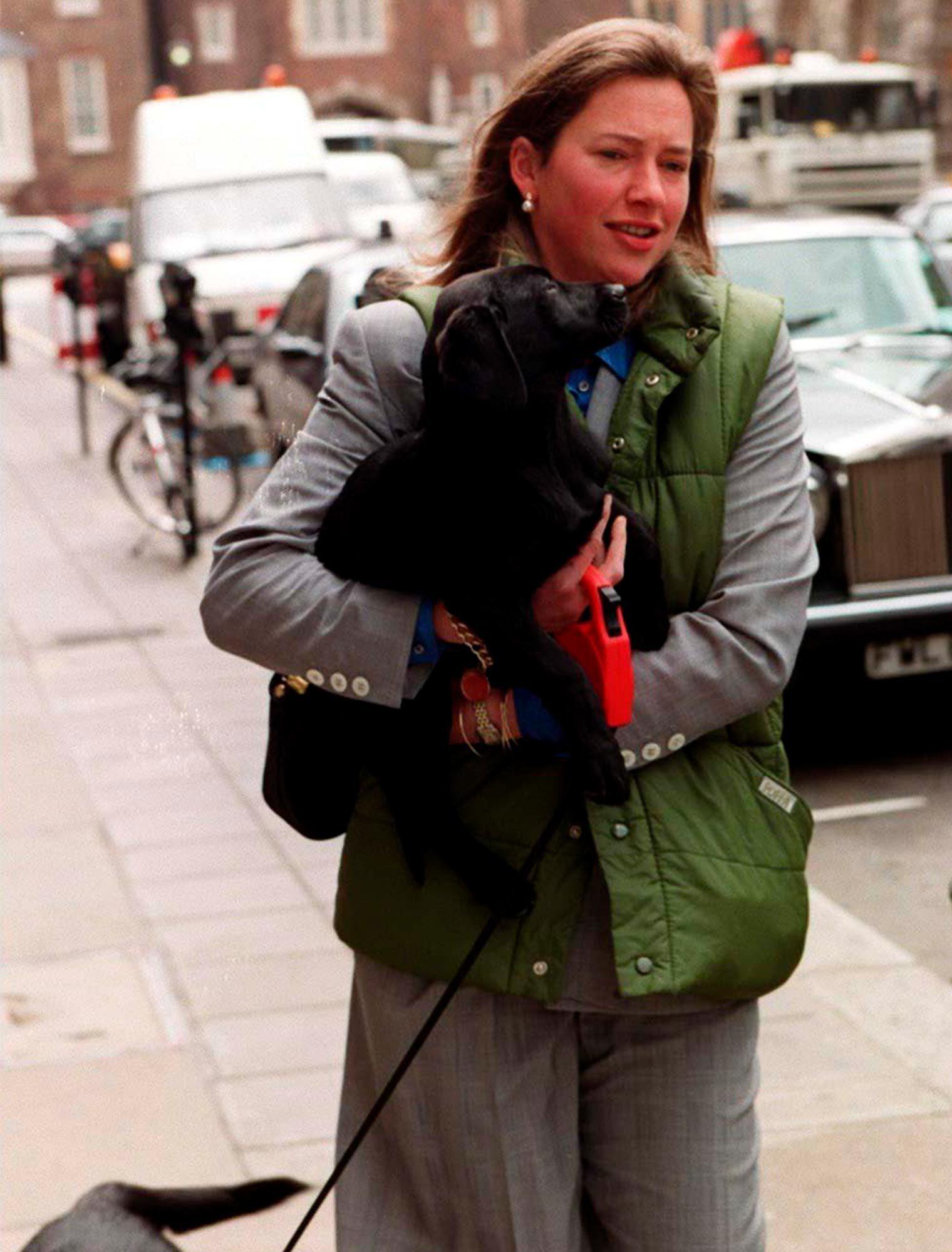 Prince William's Dog