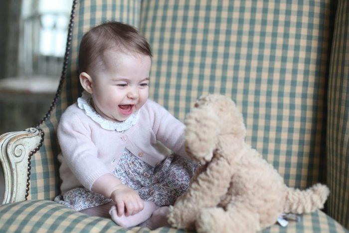 Princess Charlotte, Anmer Hall, Sandringham, Britain - Nov 2015