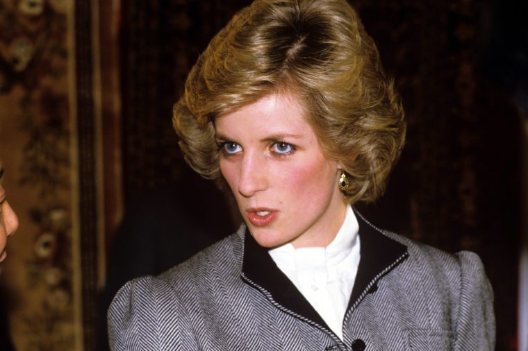 PRINCESS DIANA AT THE IDEAL HOME EXHIBITION, LONDON, BRITAIN - 1985