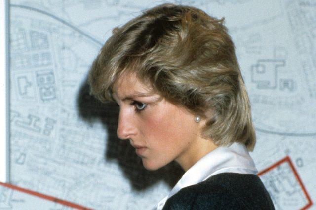 Princess Diana in Coatbridge, Scotland, Britain - Sep 1983