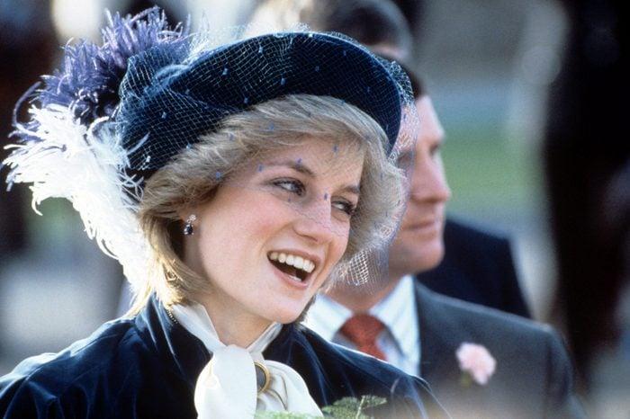 Princess Diana in Wantage, Oxfordshire, Britain - 1983