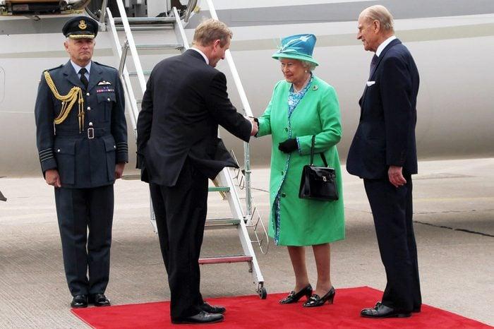 Queen Elizabeth II State Visit to Cork, Ireland - 20 May 2011