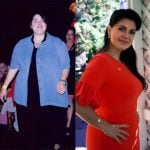 This Woman Only Weighed Herself Twice and Lost Over 100 Pounds