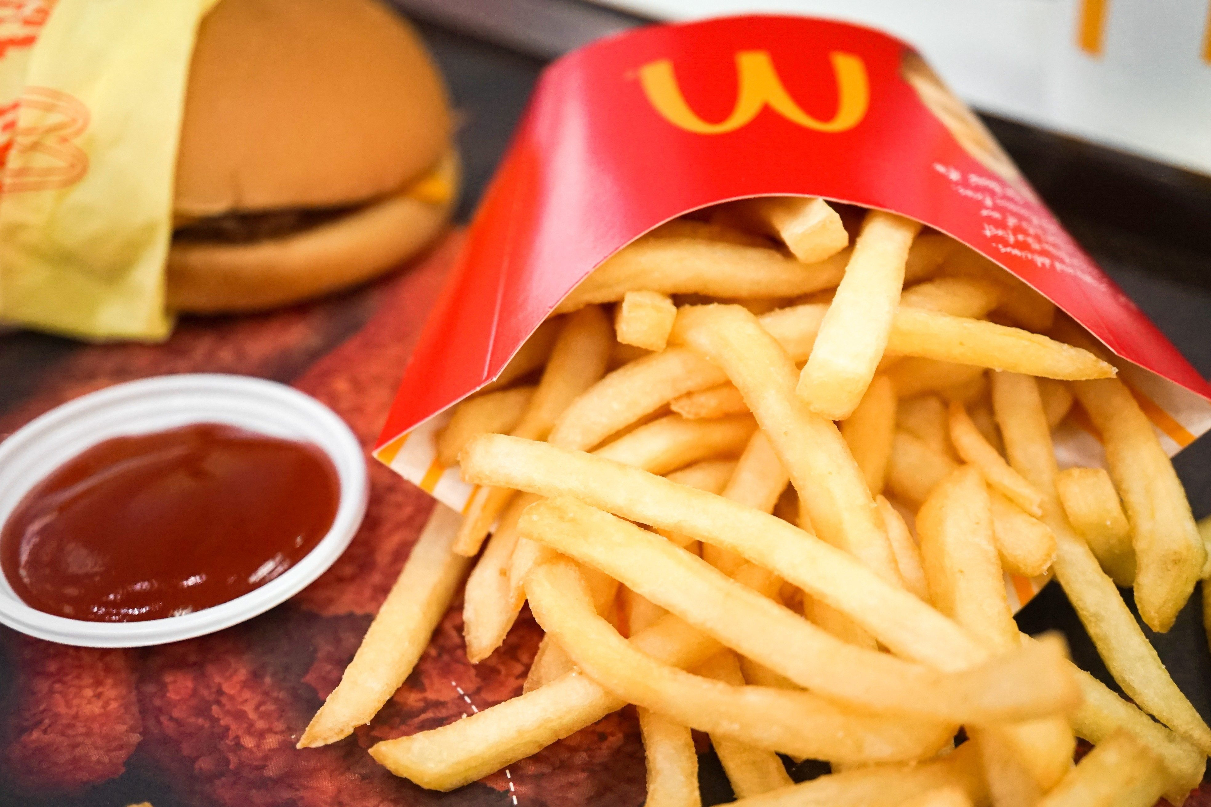Facts You Might Not Know About Mcdonald S Fries Reader S Digest