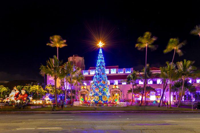 honolulu hawaii christmas