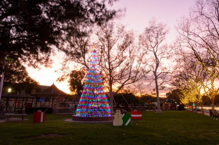 solvang california christmas