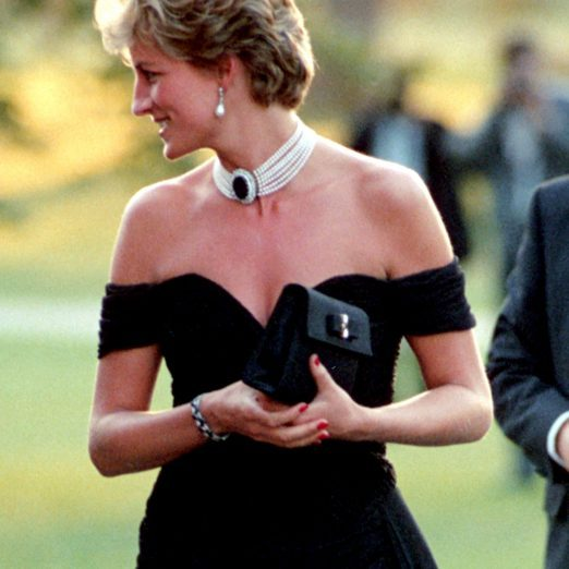 The True Story Behind Princess Diana's Revenge Dress