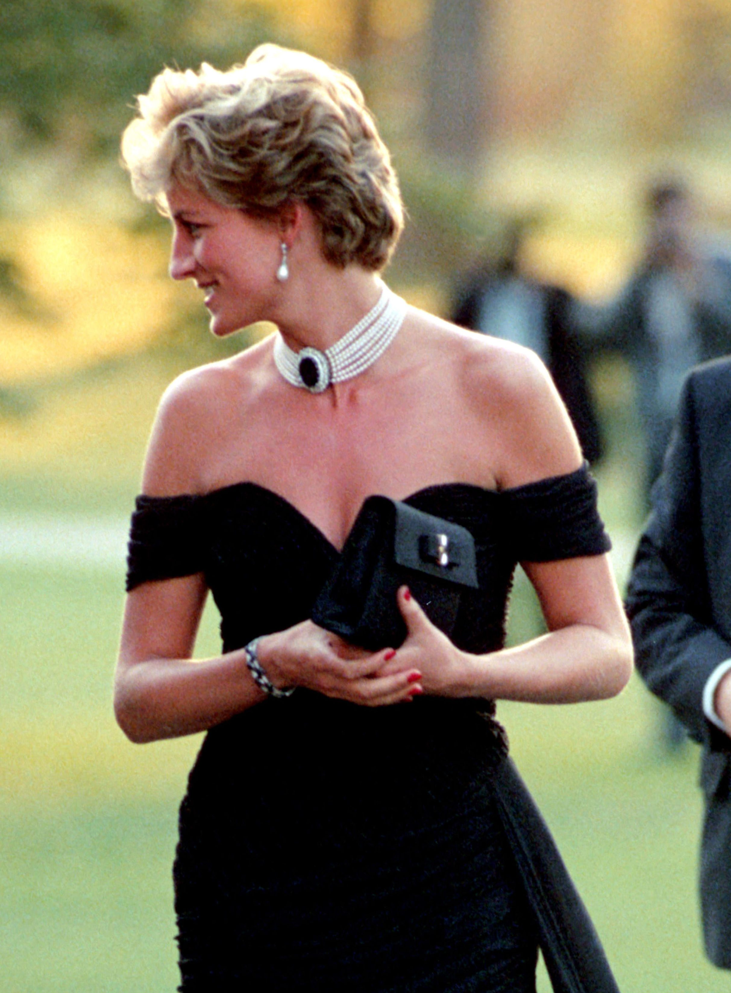 The True Story Behind Princess Diana S Revenge Dress