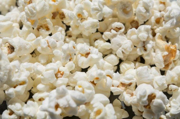Popcorn for Snack in cinema
