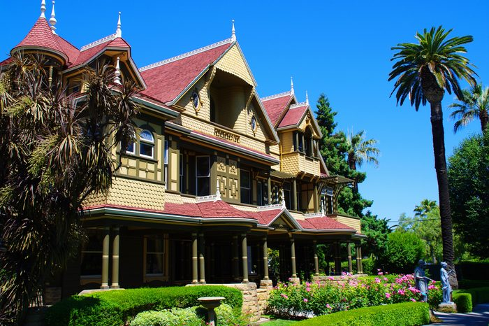 san jose california winchester mansion