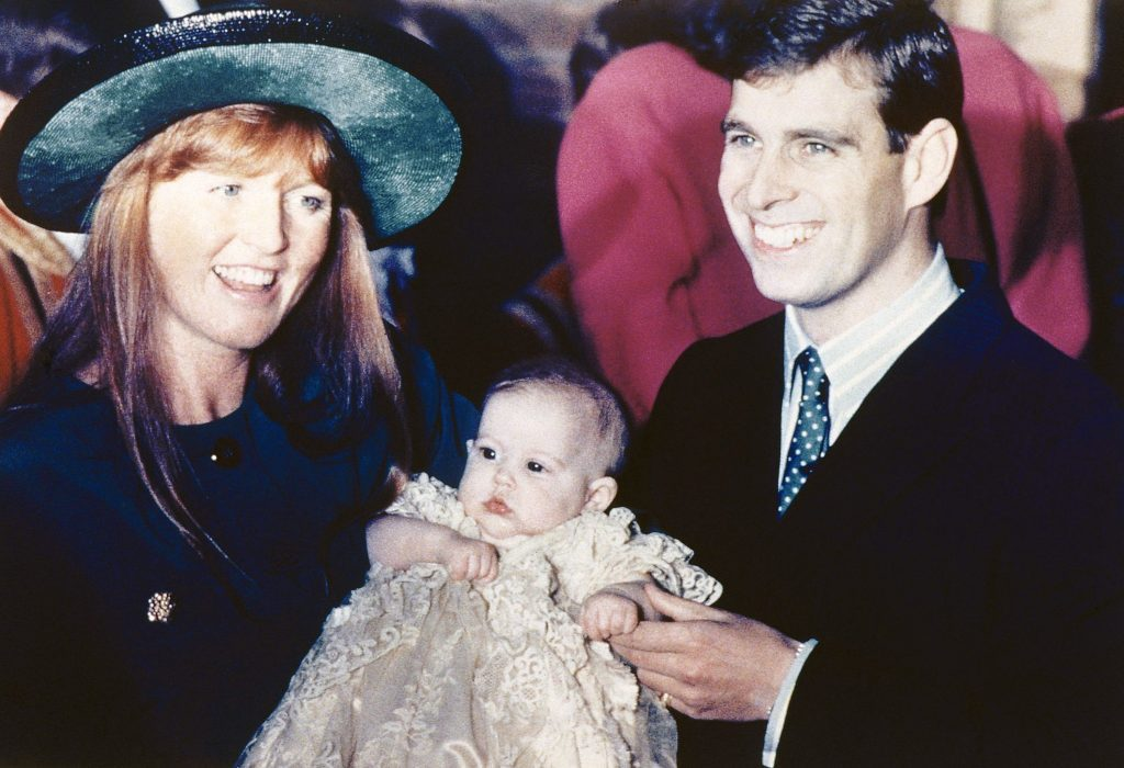 Prince Andrew and Sarah Ferguson, LONDN , United Kingdom England