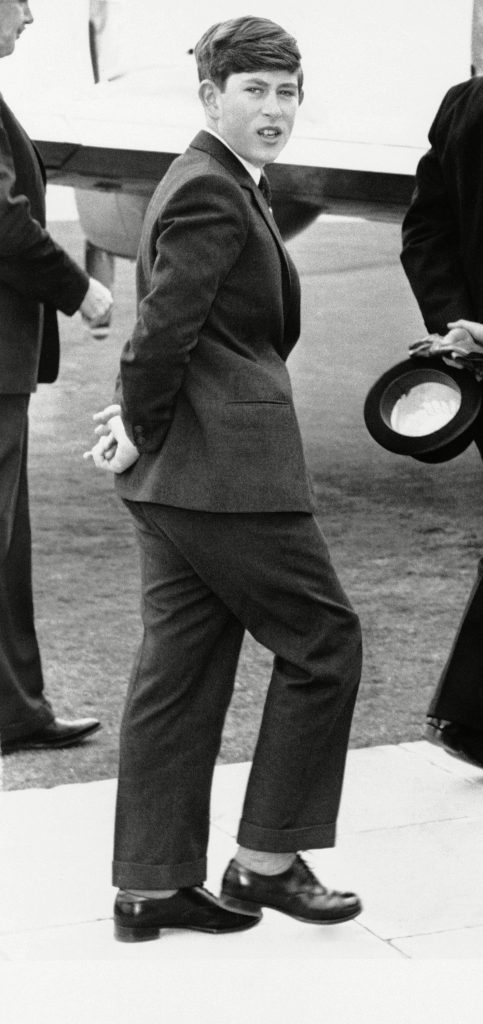 Prince Charles 1962, London, England United Kingdom