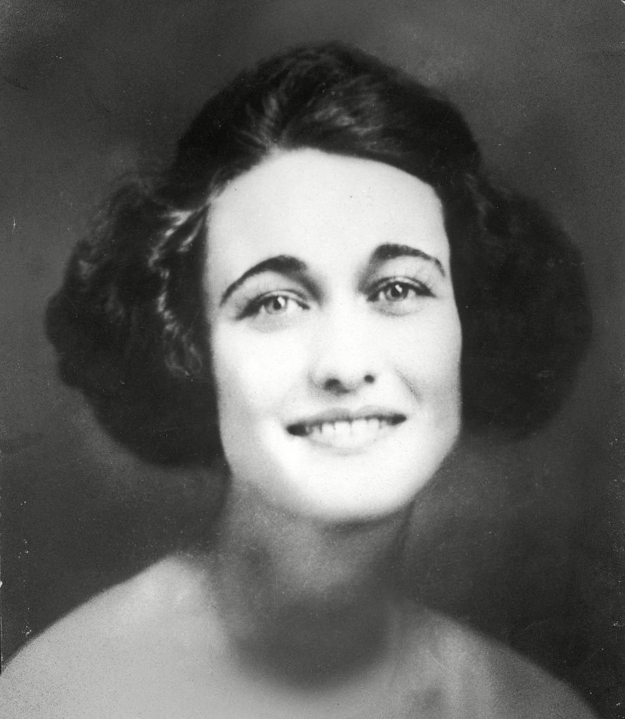 Wallis Simpson, 1928