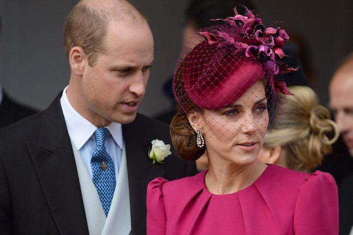 The Wedding of Princess Eugenie and Jack Brooksbank, Windsor, Berkshire, UK - 12 Oct 2018