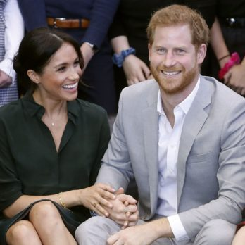 This Is Why Prince Harry and Meghan Markle's Baby Won't Get a Royal Title