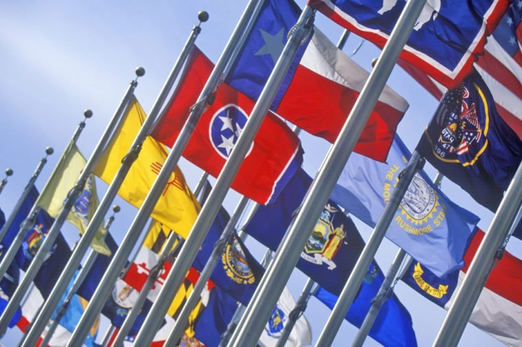 State Flags of the United States