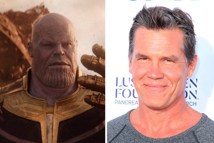 Thanos Marvel's Avengers Infinity War