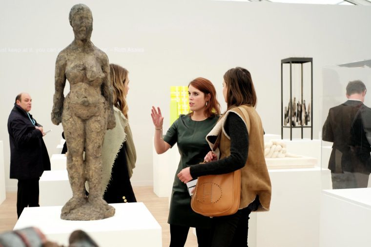 Frieze Art Fair Private View