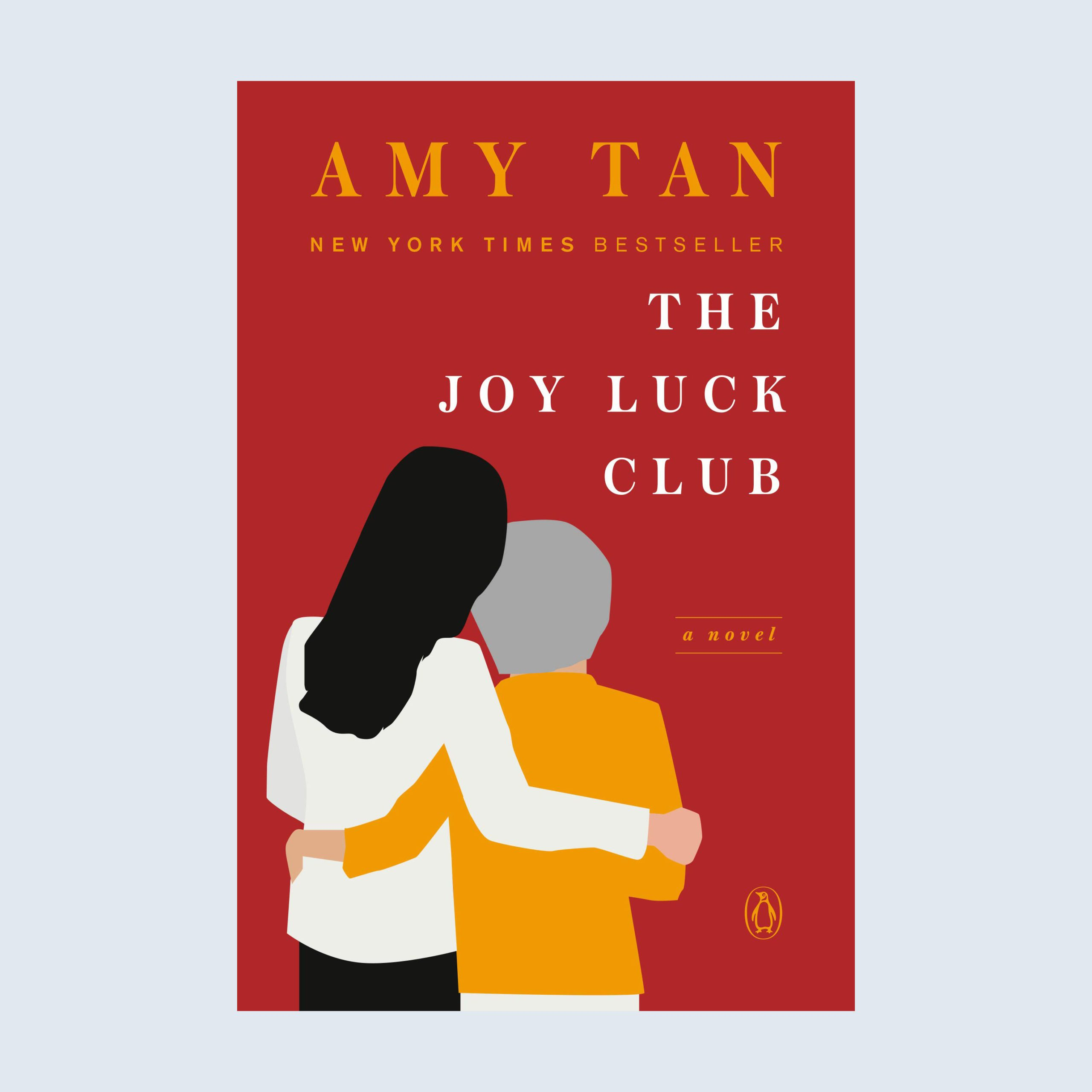 The Joy Luck Club book female author