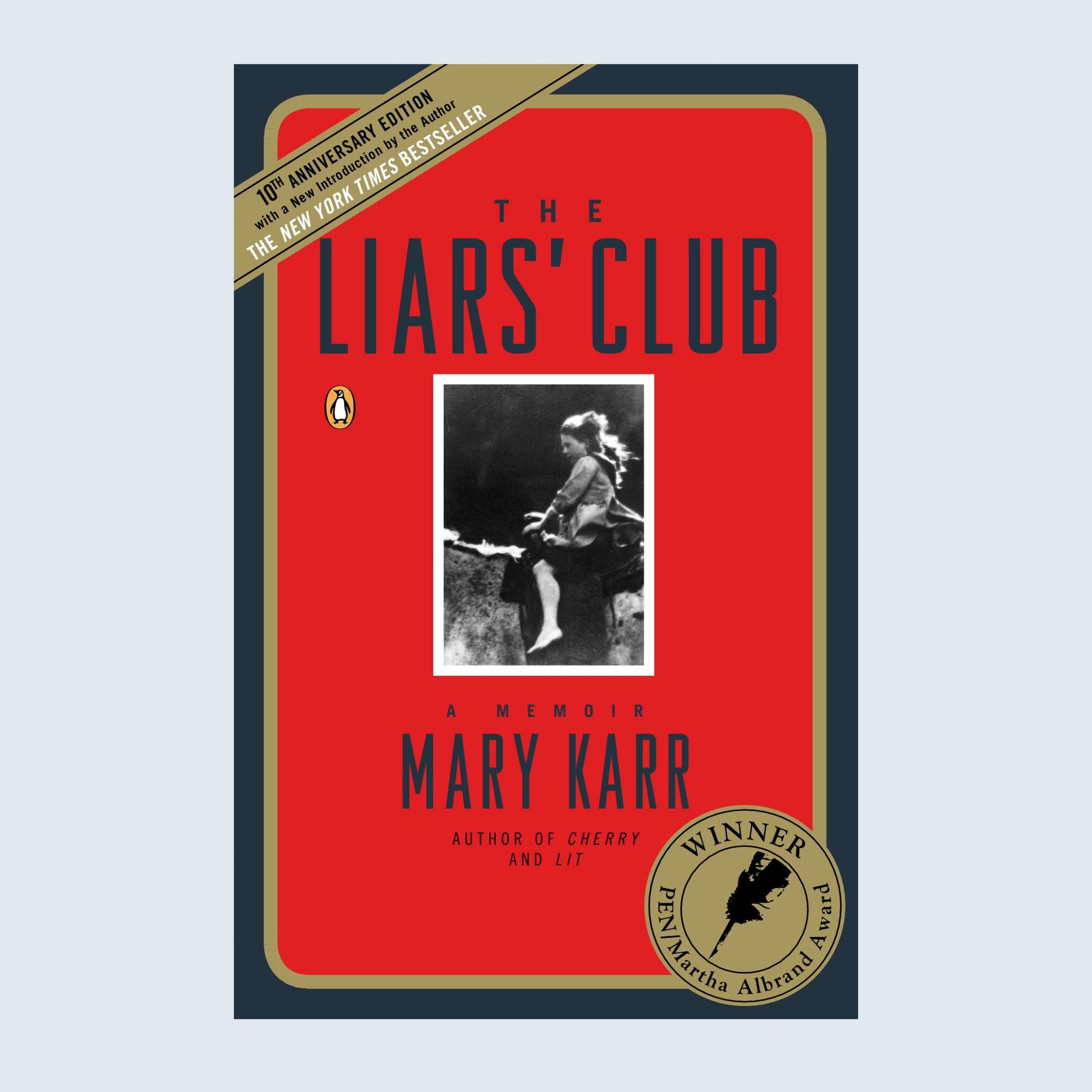 The Liars' Club book