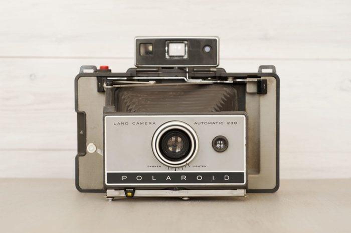 Vintage film camera - 10 Oct 2014
