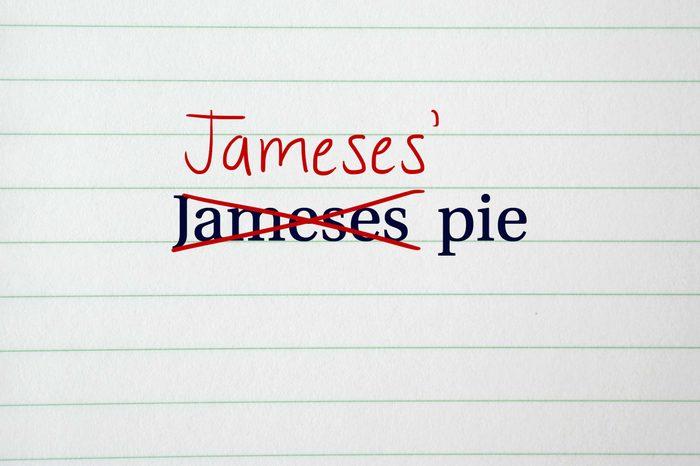 jameses'