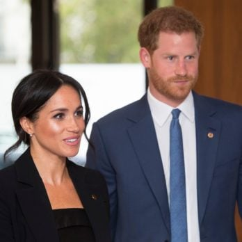 This Is How Prince Harry and Meghan Markle's Baby Will Change the Line of Succession