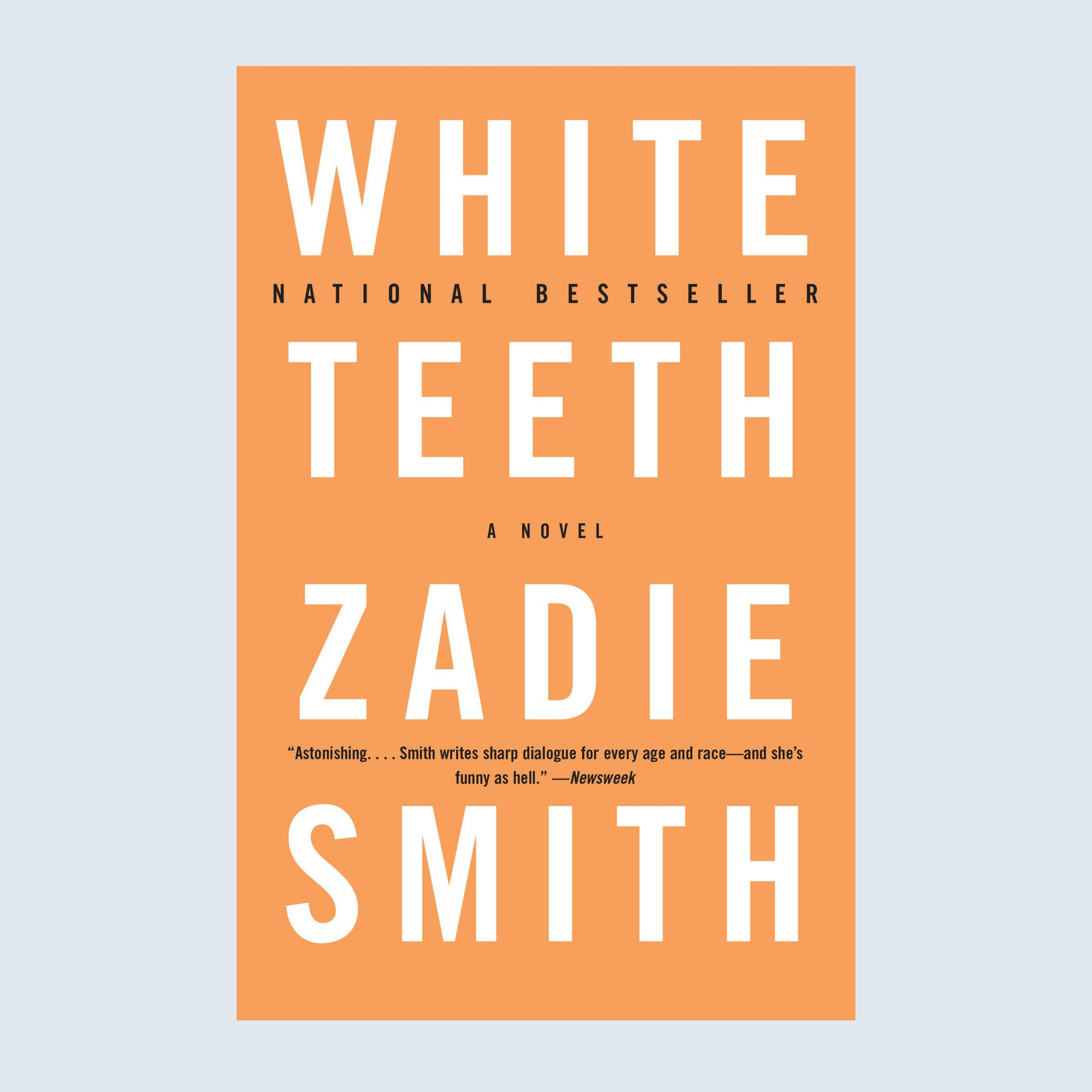 White Teeth book female authors