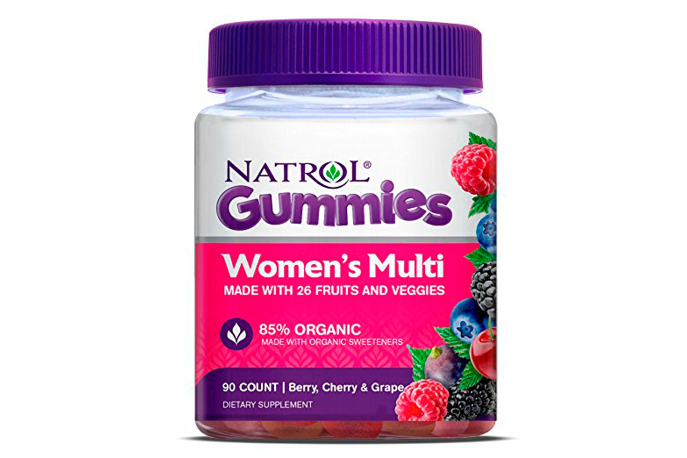 women's gummy vitamin