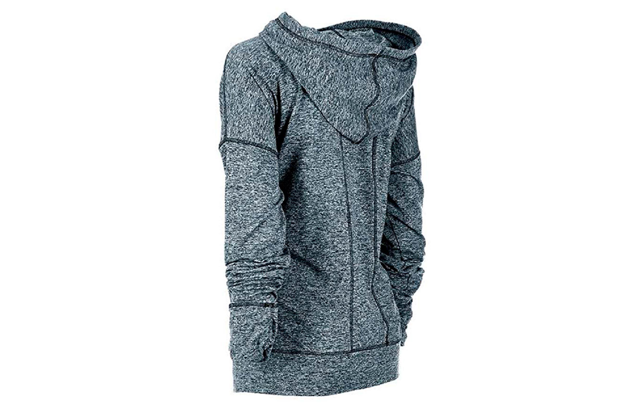 women's warm hoodie