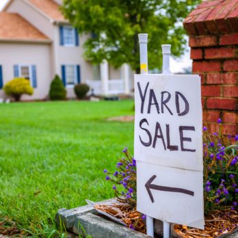 The Real Difference Between a Yard Sale and Estate Sale