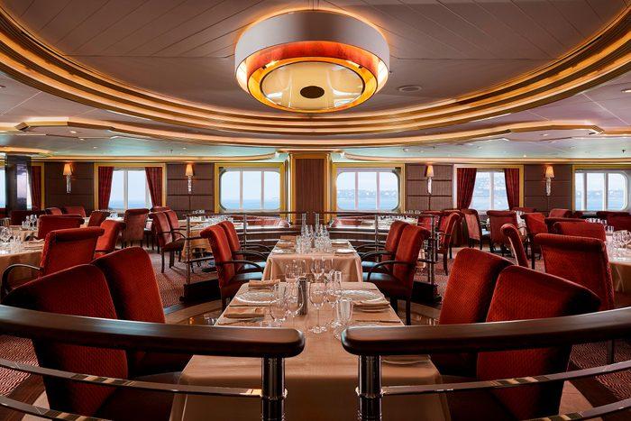 Silversea Transoceanic Cruise