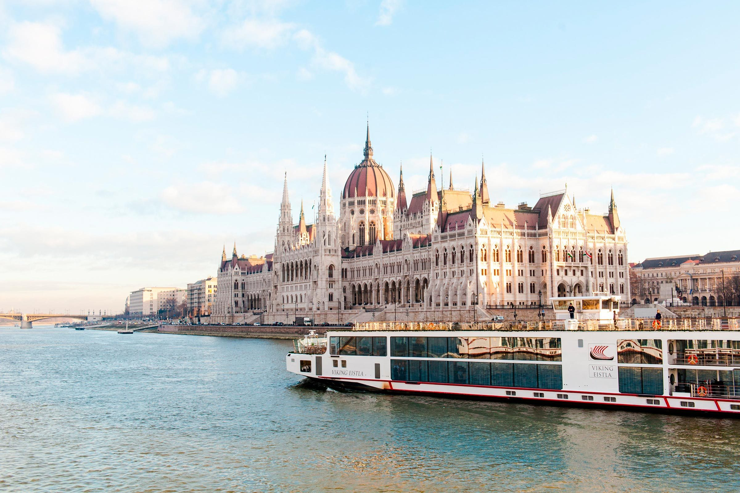 Viking River Cruises Longships