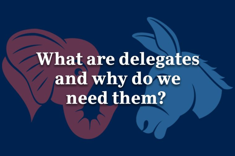 what are delegates