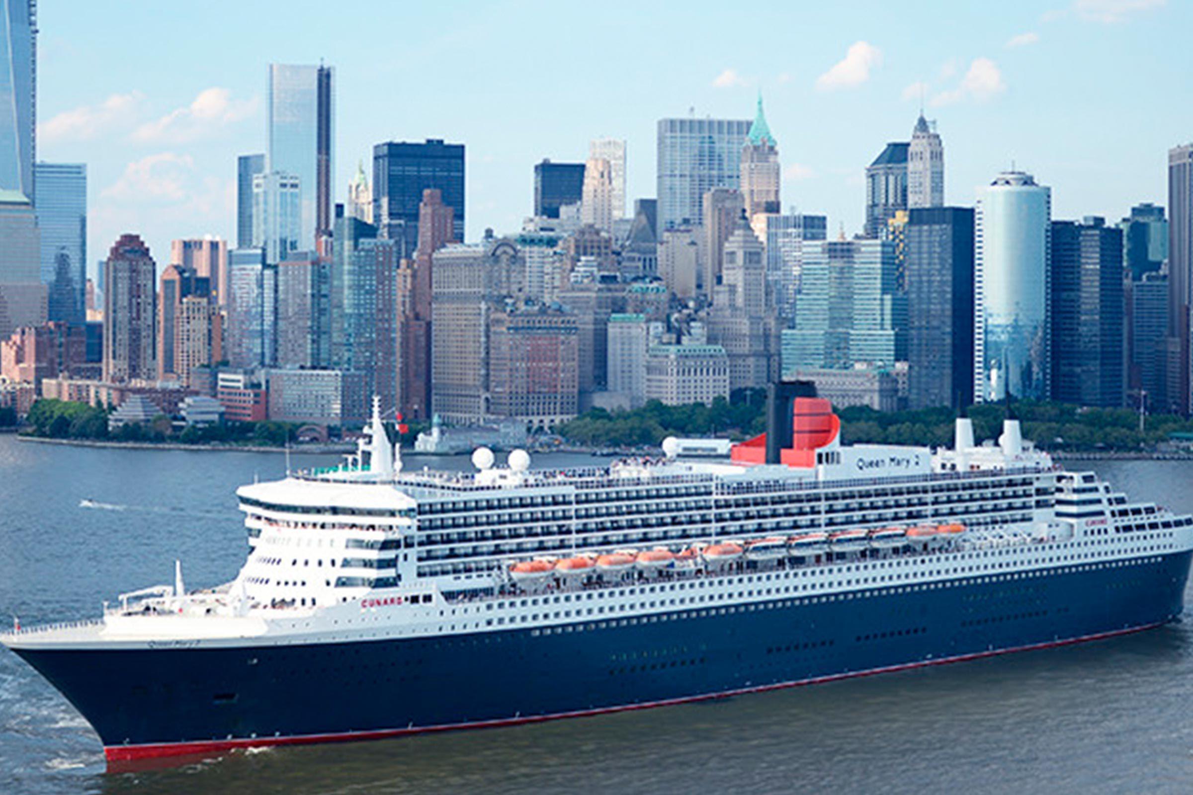 Cunard Queen Mary 2 Transatlantic