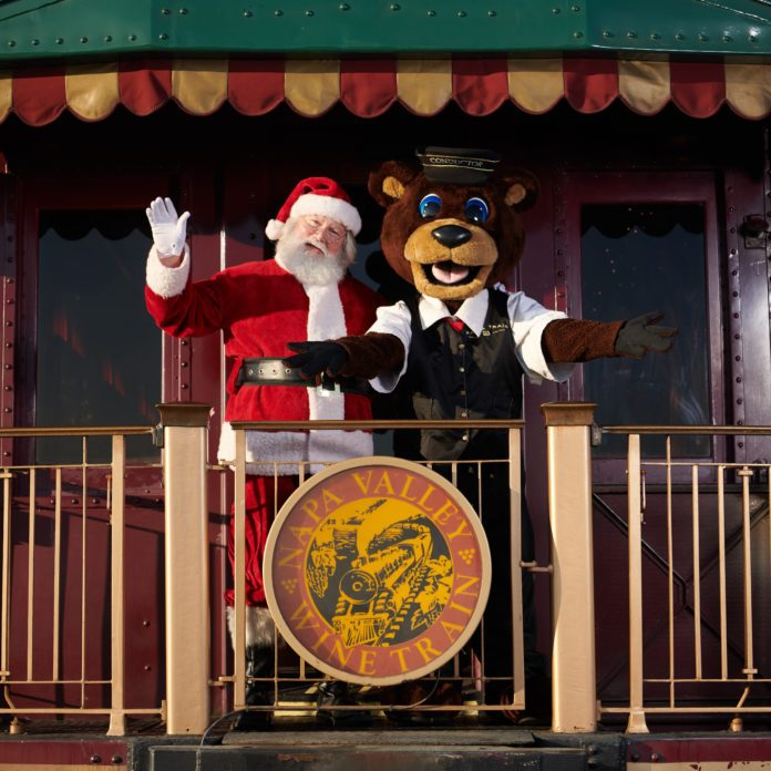 The Most Magical Christmas Train Rides in America